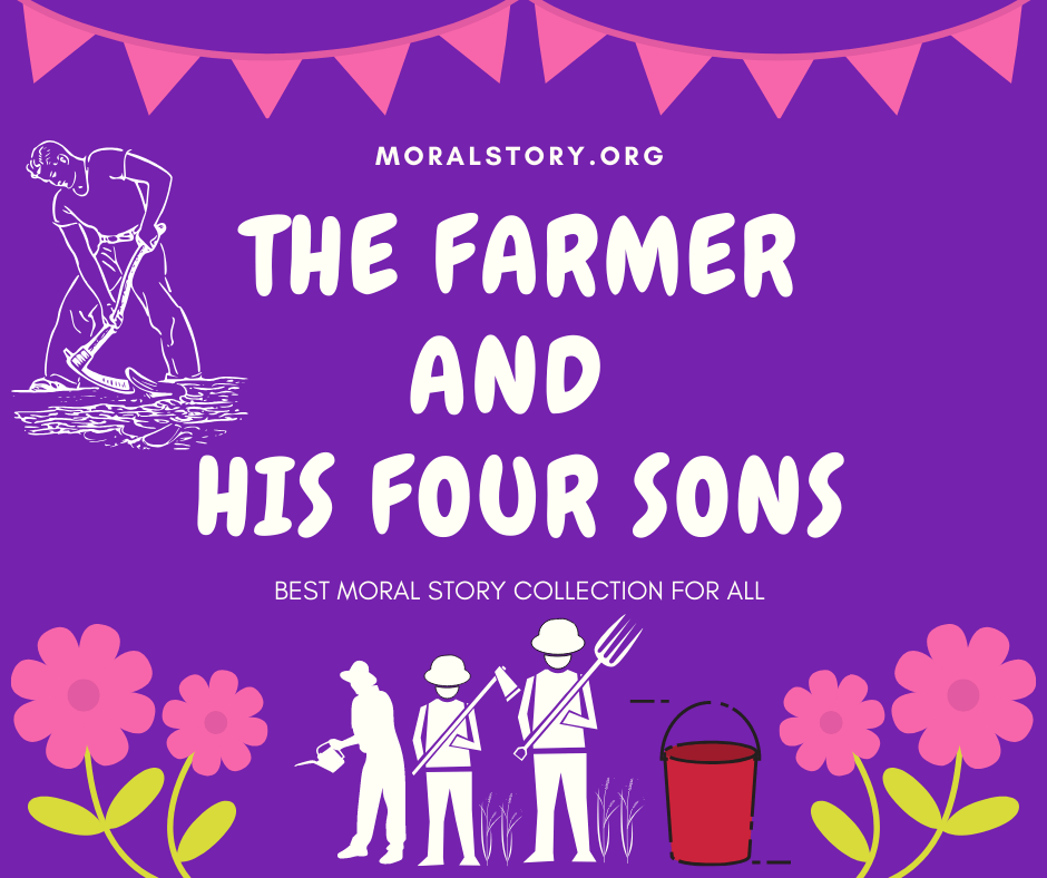 the farmer and his four sons