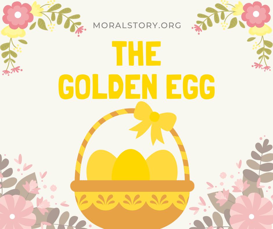 the gloden egg