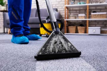Hire Commercial Upholstery Cleaning Service