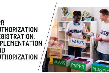 EPR Authorization Registration Implementation and Authorization