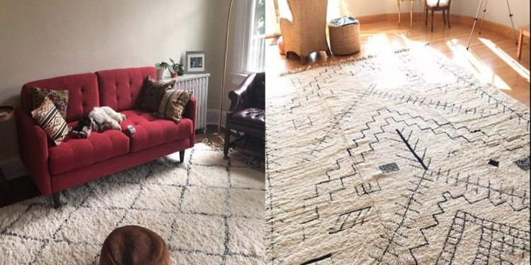 How to choose the perfect Moroccan rug for your living room