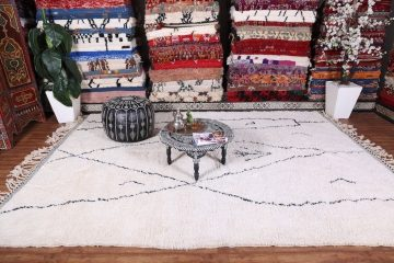 What are Moroccan rugs