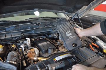 How To Install ARP Head Studs 5.9L Cummins Diesel