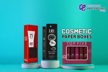 Cosmetic Paper Boxes
