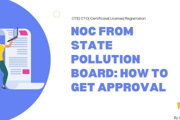 NOC from State Pollution Board How to Get Approval